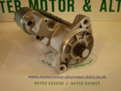 VW CRAFTER (NEW LT) 2006 ON STARTER MOTOR S2327